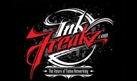 InkFreakz Branding & Website